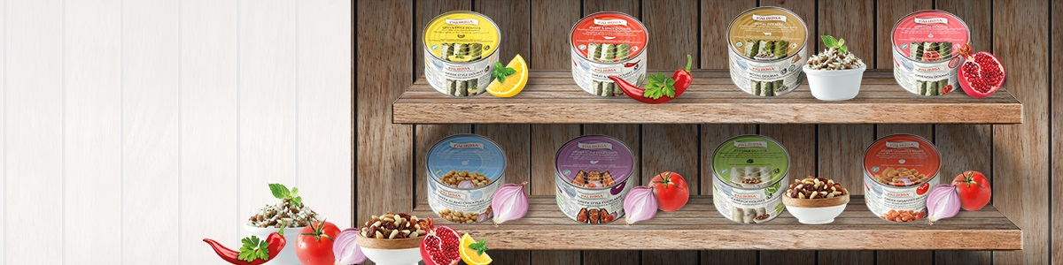 Our core product line in packages 400 gr
